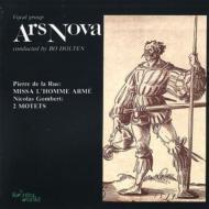 Missa Lhomme Arme / 2 Motets: Holten / Ars Nova