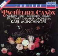 Canon / Adagio, Etc: Munchinger / Stuttgart.co