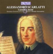Scar: Cantate E Duetti