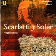 ヨーロッパの宮廷音楽〜マドリッド D.スカルラッティ、ソレール ブラック(cemb)
