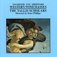 Western Wind Masses: The Tallisscholars