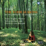 Four Seasons: Mutter(Vn)Karajan / Vpo
