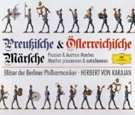 Austrian And Prussian Marches: Karajan / Bpo