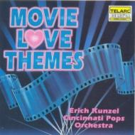 Movie Love Themes Kunzel / Cincinnati Pops O