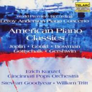 American Piano Classics Kunzel / Cinicinnati Pops