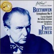 ベートーヴェン(1770-1827)/Sym 9 : Reiner / Cso Curtin Kopleff Mccollum Gramm