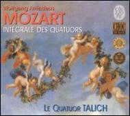 モーツァルトの弦楽四重奏曲第15番:ターリヒQ<PA-272>