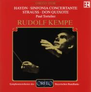 Sinfonia Concertante / Don Quixote: R.kempe / Bavarian.rso Live 1966