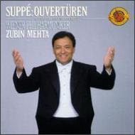 Overtures: Mehta / Vpo