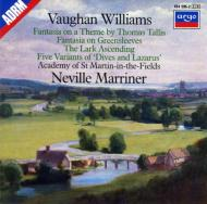 Green Sleeves, Tallis Fantasia, Orch.works: Marriner / Asmf