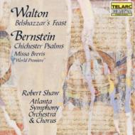 Belshazzar's Feast Shaw / Atlanta So & Cho +バーンスタイン Chichester Psalm