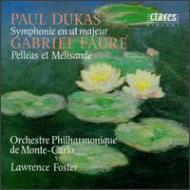 Symphony In C / Pelleas Et Melisande