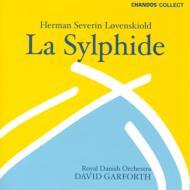 『ラ・シルフィード』 ガーフォース&デンマーク王立管弦楽団