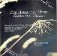 Serenade / Suite: American Musicensemble Vienna