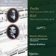 (ロマンティック・ピアノ・コンチェルト・シリーズvol.31)フックス&キール:ピアノ協奏曲/ロスコー(p)
