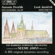 10 Legends / Sinfonietta: Jarvi / Bamberg.so