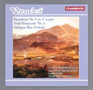 スタンフォード:交響曲第4番 他 V・ハンドリー/アルスターO