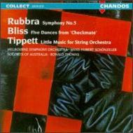 ラッブラ:交響曲第5番 他 H・H・ションツェラー/メルボルンSQ 他