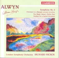 オルウィン:交響曲第2番 他 R・ヒコックス/ロンドンSO