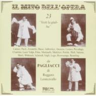 Arias From Pagliacci