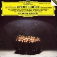 Opera Choruses: Sinopoli / Deutschen Oper Berlin O & Cho