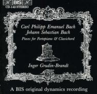 Pianoforte & Clavichord: Grudin-brandt