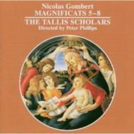 Magnificats.5-8: Phillips / Tallis Scholars
