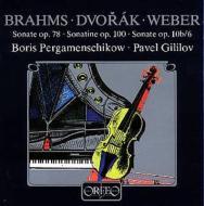 Cello Sonatas: Pergamenschikow / Gil