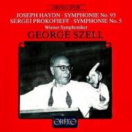 Sym.93 / 5: Szell / Vso Live 1954