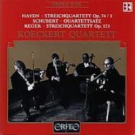 String Quartets: Koeckert.q Livchubert: Quartettsatz D703 Etc: