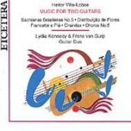 Villa-lobos: Music For 2 Gtr: