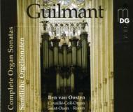 Comp.organ Sonatas Oosten