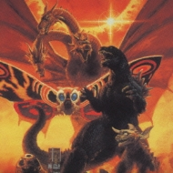 Godzilla.Mothra And King Ghidorah.Giant Monsters All-Out Attack Original Soundtrack