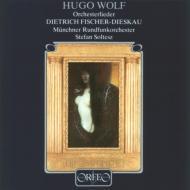 Orchesterlieder: F-dieskau(Br)Soltesz / Munich Radio O