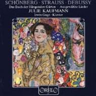 Lieder: Kaufmann / Gagenden Garten: Strauss R: 10 Lieder: