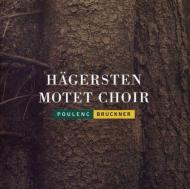 Poulenc: Soir De Neige / 4 Christmas Motets: Bruckner: Mass No2: