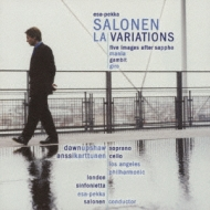 La Variations: Salonen / Lapo, Upshaw(S)