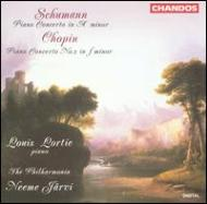 シューマン:ピアノ協奏曲、他 L・ロルティ(p)/N・ヤルヴィ/フィルハーモニア