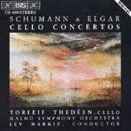 Cello Concerto: Thedeen / Markiz / Malmo.so