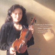 Violin Concerto: 前橋汀子(Vn)Eschenbach / Zurich Tonhalle O
