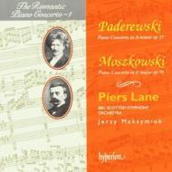 (ロマンティック・ピアノ協奏曲集 第1巻)モスコフスキー:ピアノ協奏曲他 P・レーン(p)