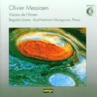 Messiaen: Visions De Lamen: