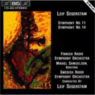Sym.11, 14: Segerstam / Finnish.rso, Swedish.rso