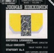 Cello Concerto, Sym.4: Thedeen / Vanska / Lahti.so