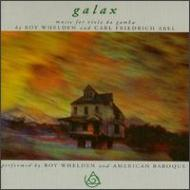 Galax-music For Viola Da Gamba