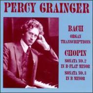 Toccata / Piano Sonatas.2, 3: Grainger