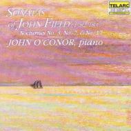 Piano Sonatas.1-4, Nocturne.3, 7, 17: O'conor