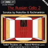 Vc.sonatas: Thedeen / Pontinen