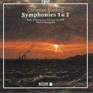 交響曲第1番/第2番 ダウスゴー/北ドイツ放送ハノーヴァー・フィル