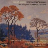 Cello Concerto, Impressions D'ardennes: Hallynck(Vc)kofman / Belgian Natio
